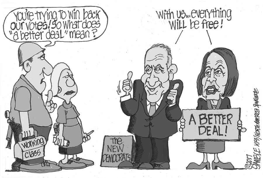 Editorial cartoon