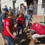 Lowe's 'Heroes' upgrade facilities at city agency