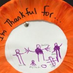 Students are thankful, share recipes