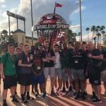 Knights win three in Disney tourney