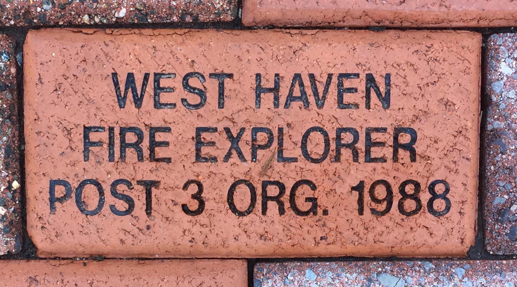 WHFD to rejuvenate brick walkway
