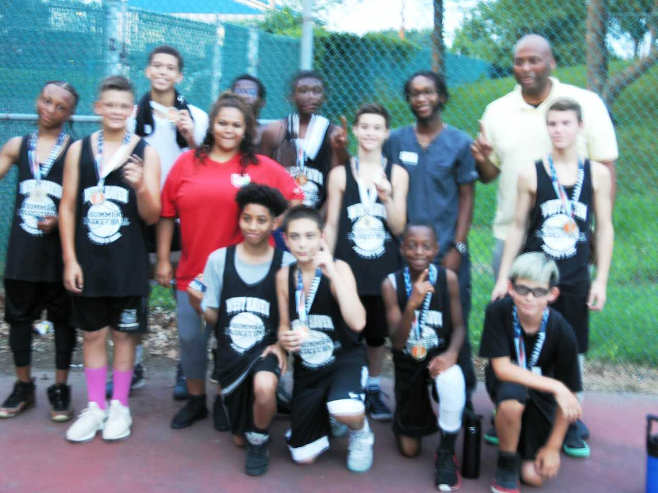 Summer champs