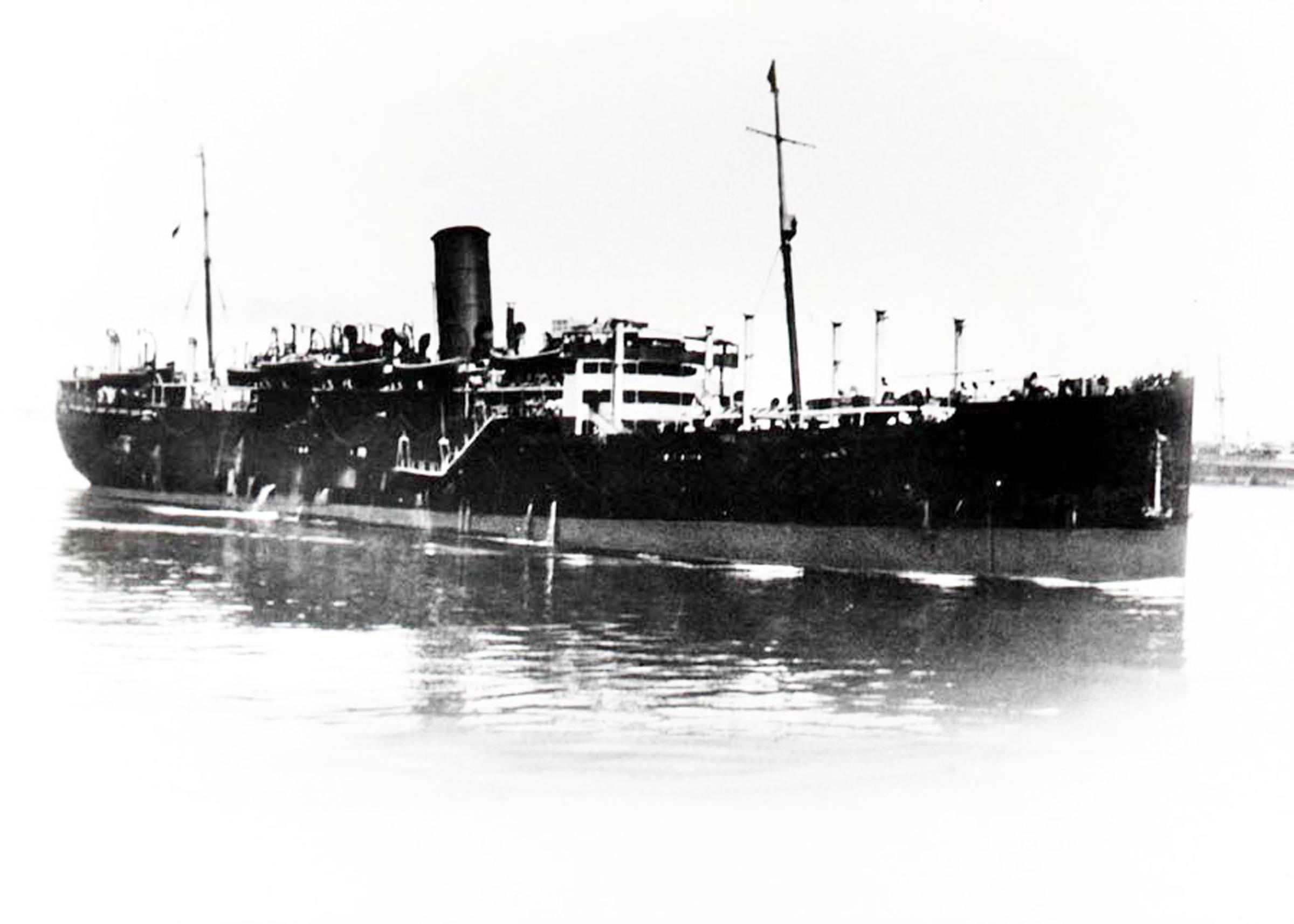 Rohna sinking was start of missile warfare