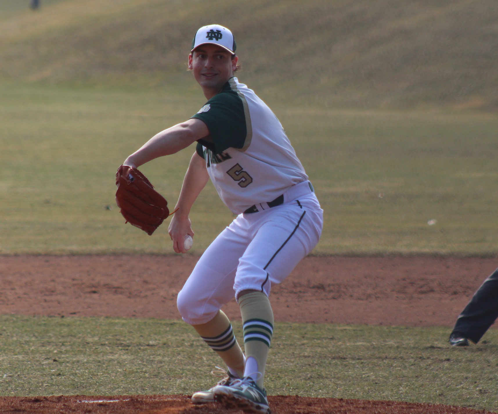 Baseball, lacrosse win ND openers