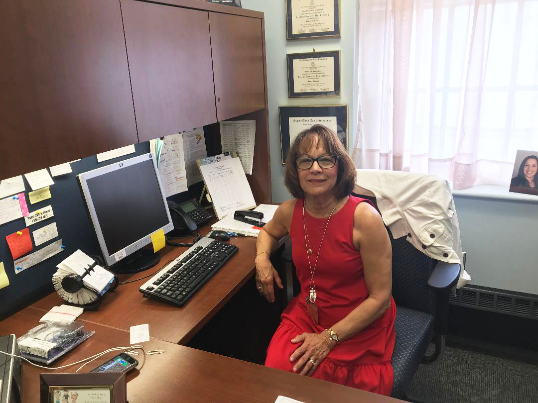Voice profile featuring Donna Kosiorowski