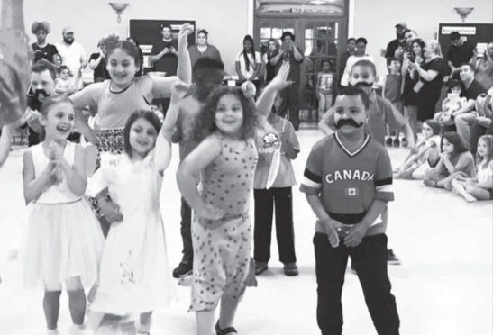 WHCH families celebrate cultures