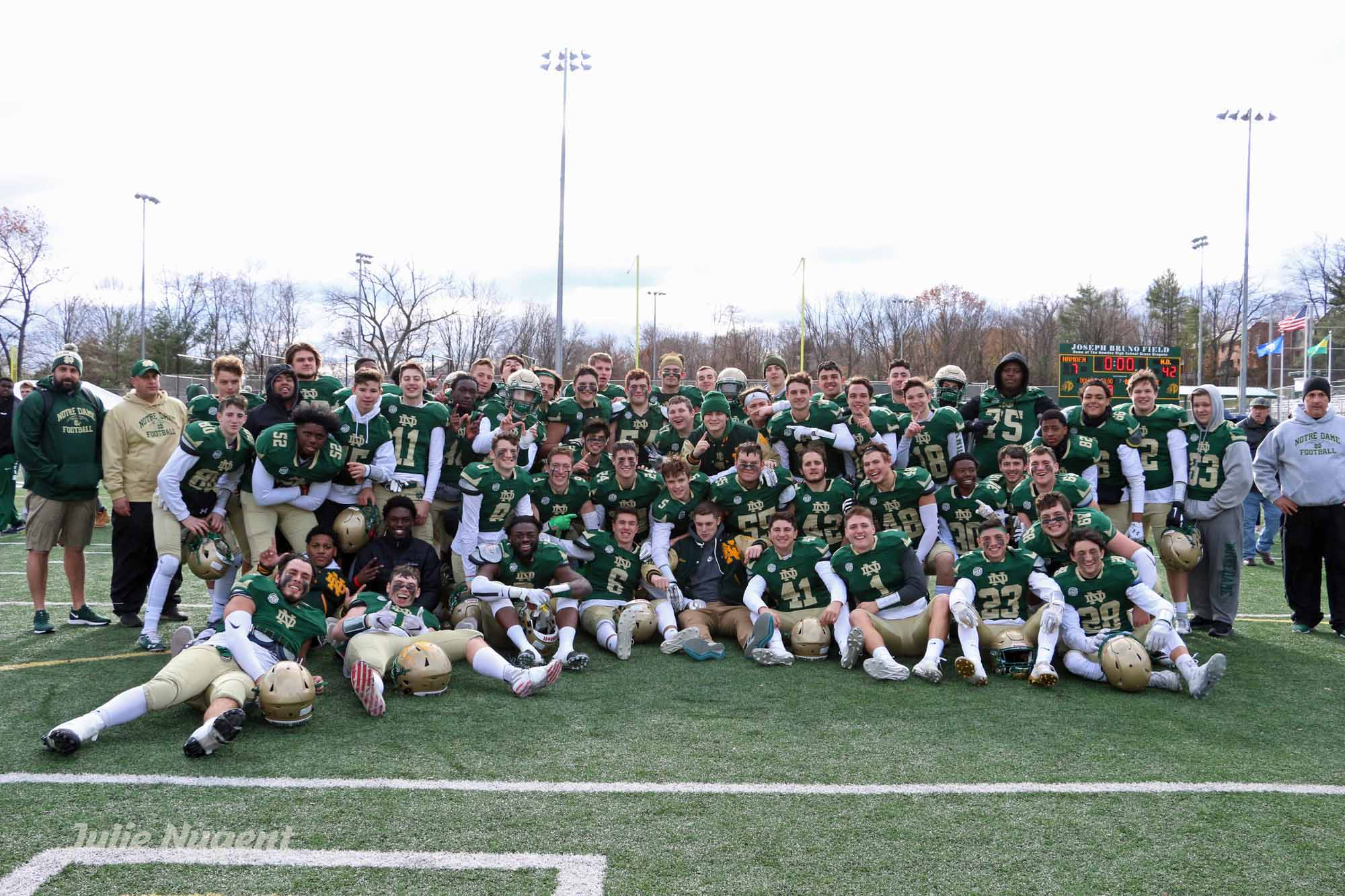 Knights take 69th Green Bowl