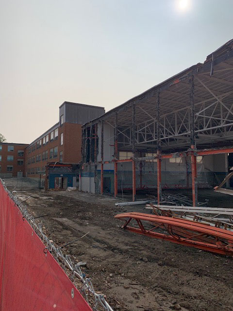 Razing the gyms