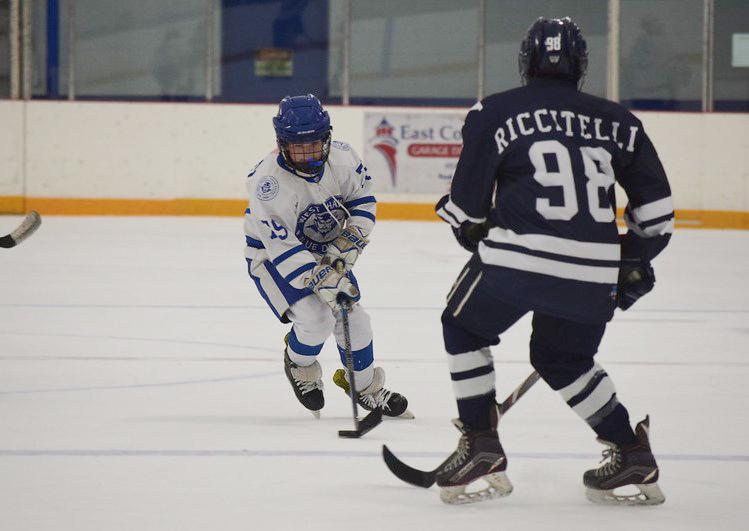 Youth hockey opens season