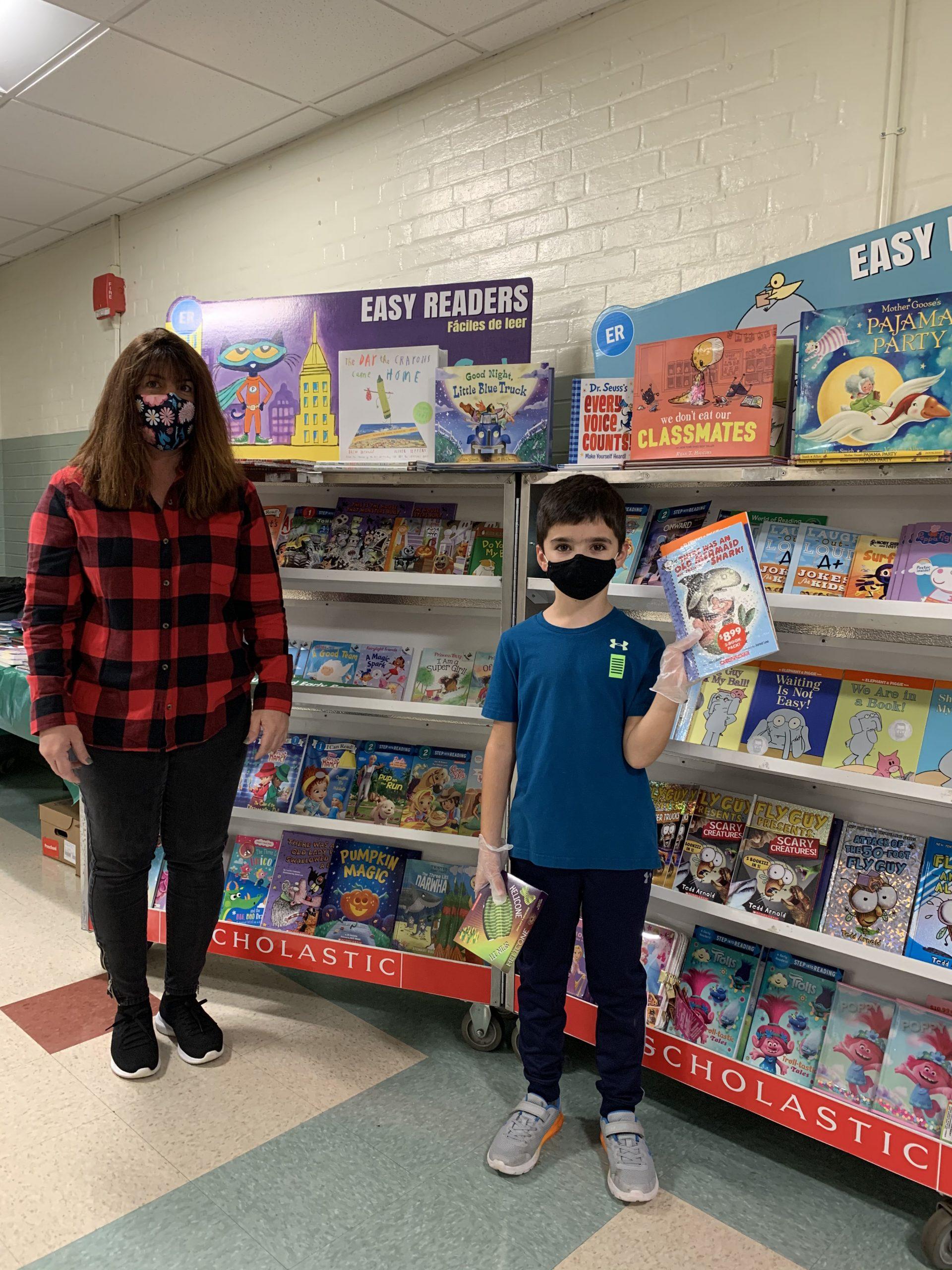 Mackrille book fair