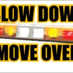 AAA Urges Motorists To 'Slow Down, Move Over.' It's the Law!