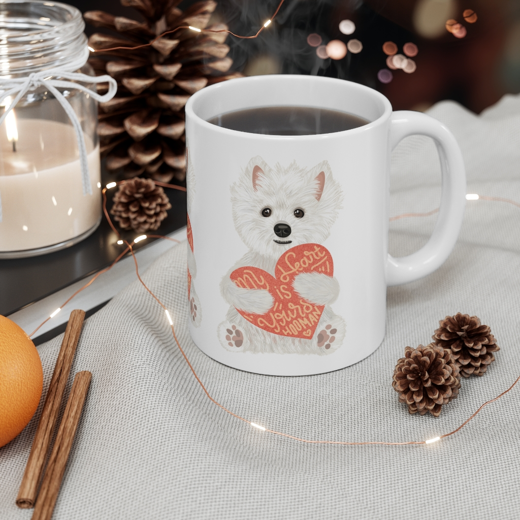 5 Perfect Gifts for Westie Lovers in 2021 - Westie Ceramic Mug