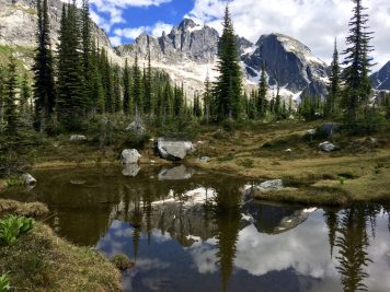 Wicca Peak Reflections