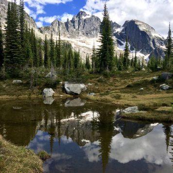 Wicca Peak Reflections