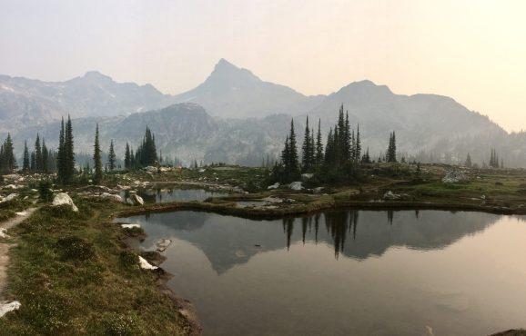 Smokey Lucifer Peak
