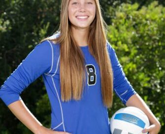 Jen Trephan chosen as April Girls Athlete of the Month