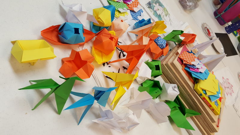 Origami Chinese Arts