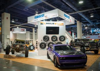 TIRECO RETURNS TO THE SEMA SHOW WITH A SLEW OF NEW PRODUCTS