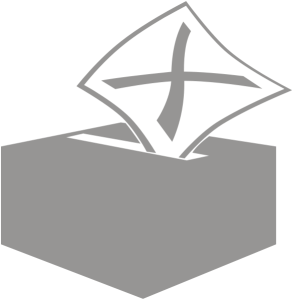 Ballot box image used under Wikimedia commons  creative commons license