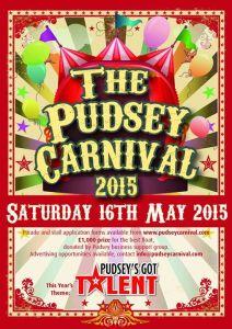 pudsey carnival