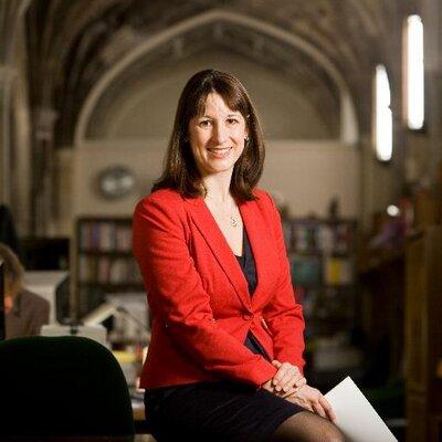 Rachel reeves, MP for Leeds West