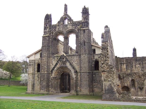 Kirkstall Abbey job curator