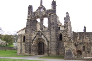 Kirkstall Abbey job curator