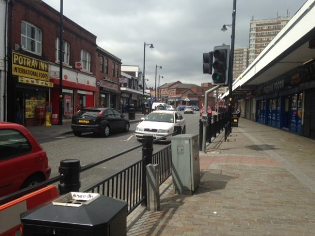 Armley Town Street alcohol licences