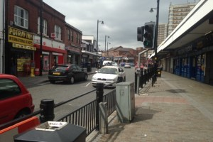 Armley Town Street drinkers