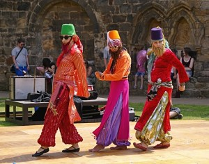 Fun for all at Kirkstall Festival. Photo:  Eddie Aitken/Kirkstall Festival
