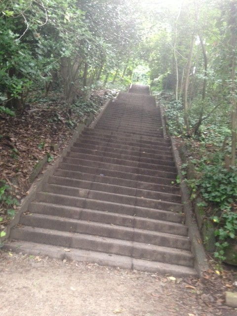 armley park killer stairs