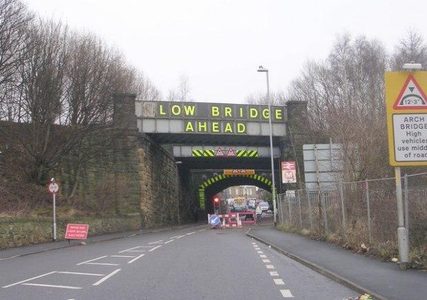 Bramley Railway Bridge parking