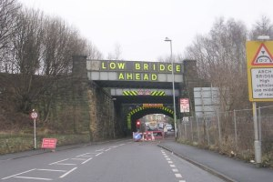 Bramley Railway Bridge parking