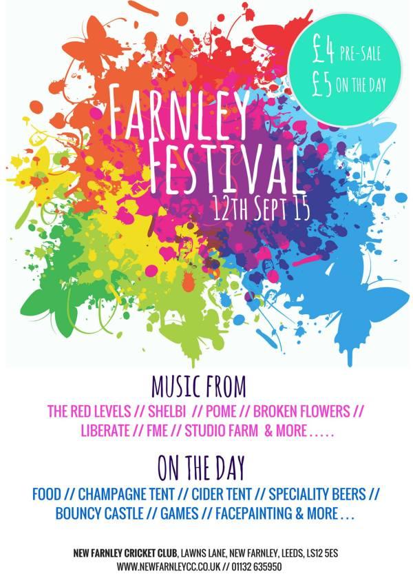 farnley music festival