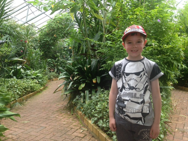 pudsey park greenhouse