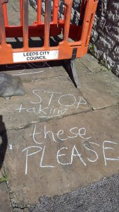 yorkshire stone  theft armley