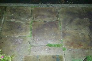 Armley Yorkshire Stone thefts