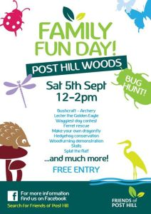 friends of post hill family fun day