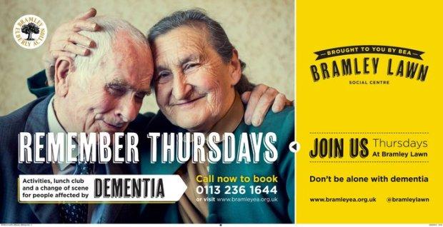 Bramley Lawn dementia community support