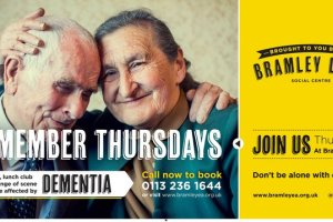 Bramley Lawn dementia community support