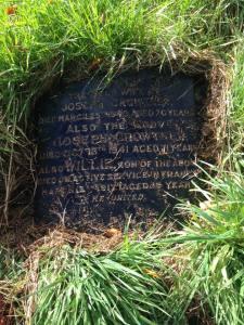 bramley war graves new find