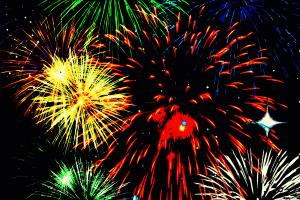 Bramley fireworks