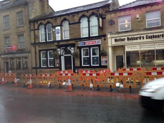 Stanningley Town Street
