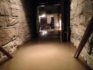 kirkstall bridge inn flooding