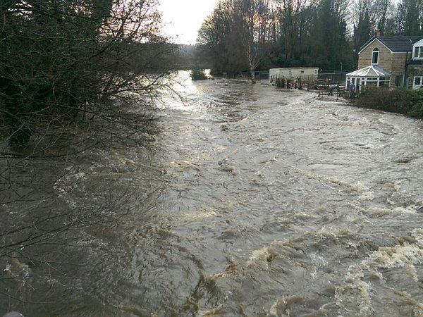 pollard lane Leeds floods