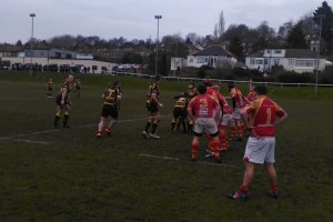 West Leeds RUFC Whitley Bay Rockliff