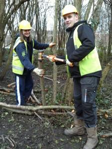 hollybush kirkstall volunteers