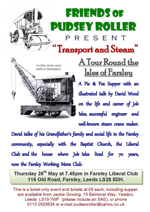 Friends of Pudsey Roller