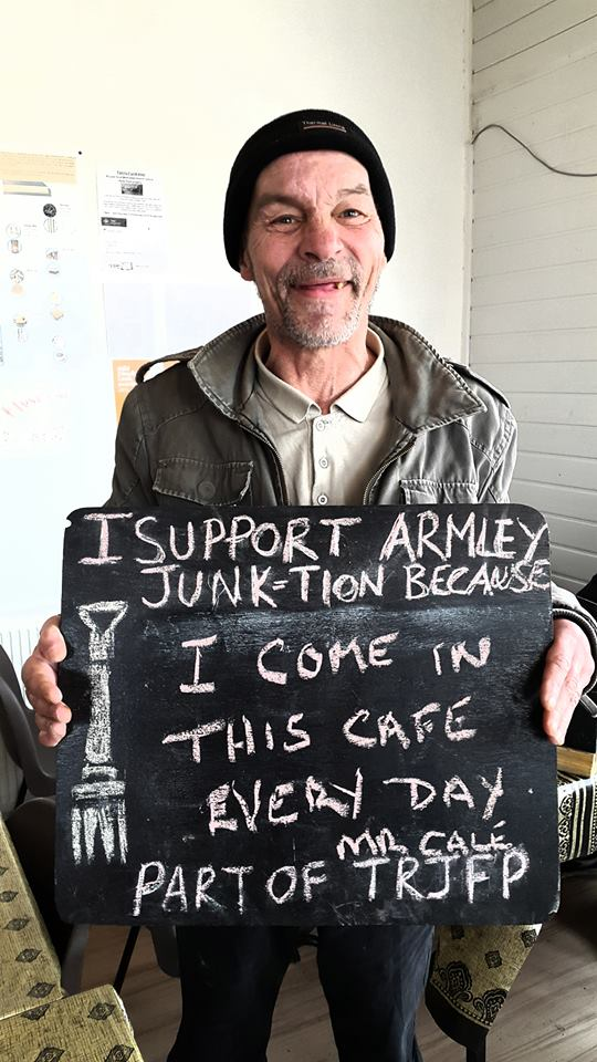 Armley junktion appeal
