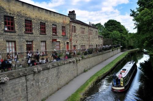 leeds wool festival armley mills